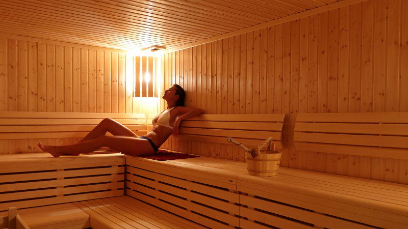 Image result for Les saunas